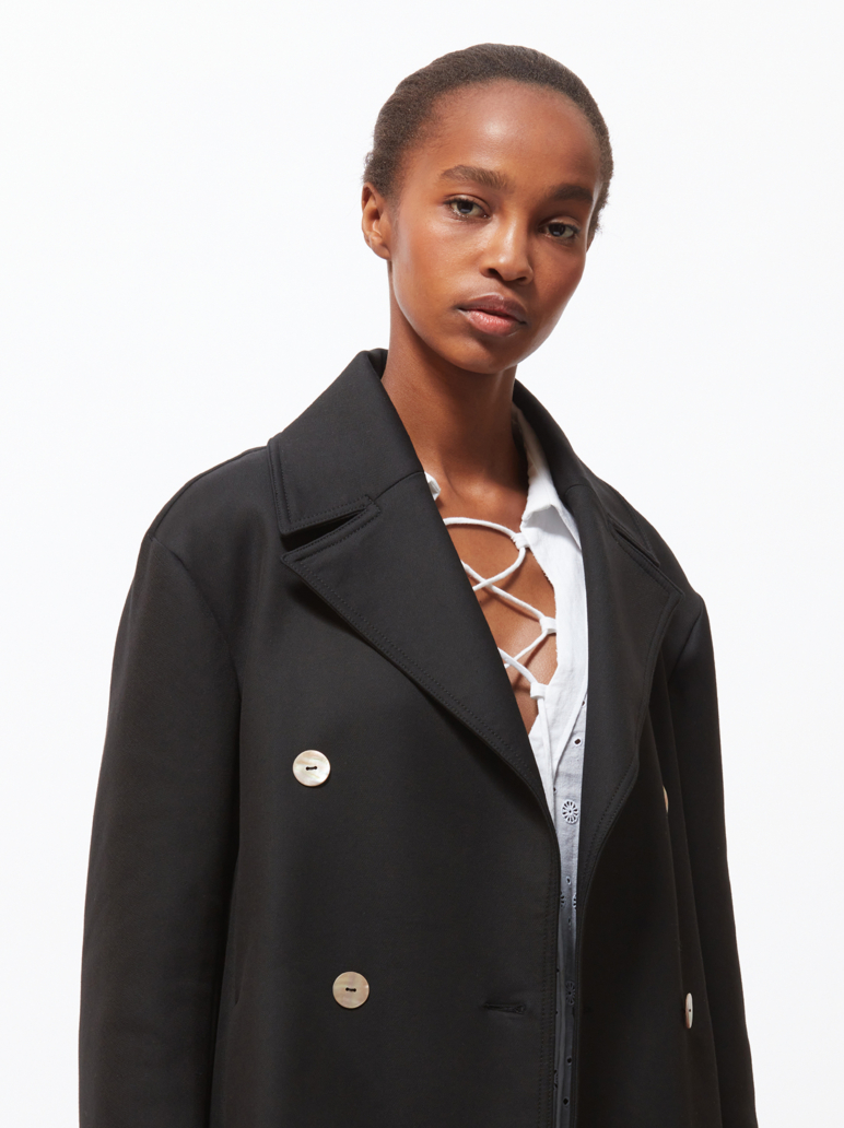 JUDE DOUBLE-BREASTED JACKET