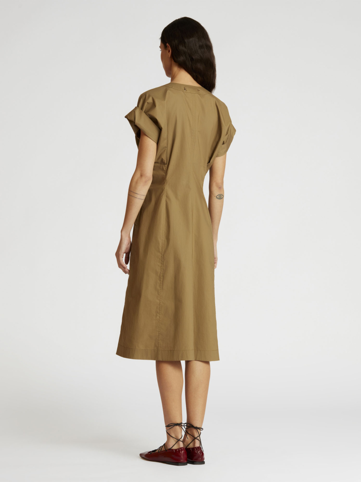COURCELLE DRESS