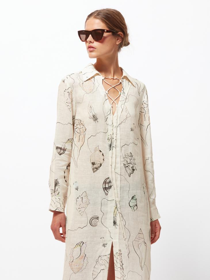 OPHELIA LONG DRESS