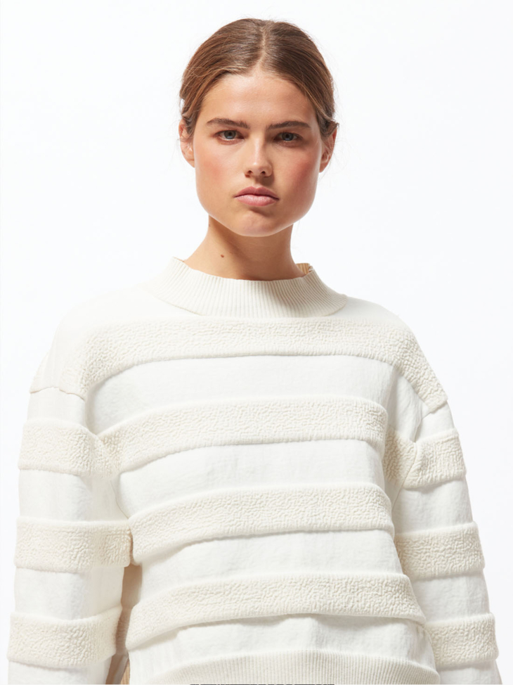 MOUSSE SWEATER