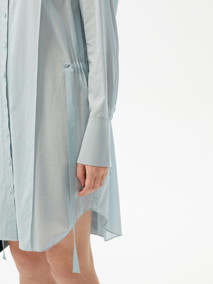 NATE SHIRT DRESS