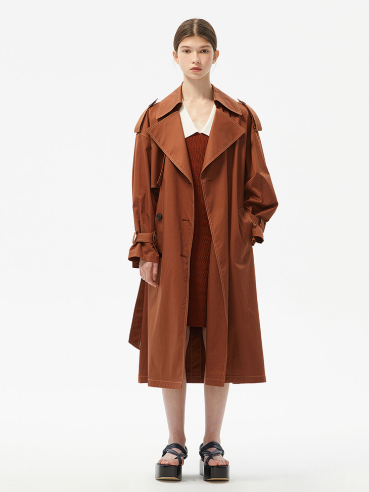 COLETTE TRENCH