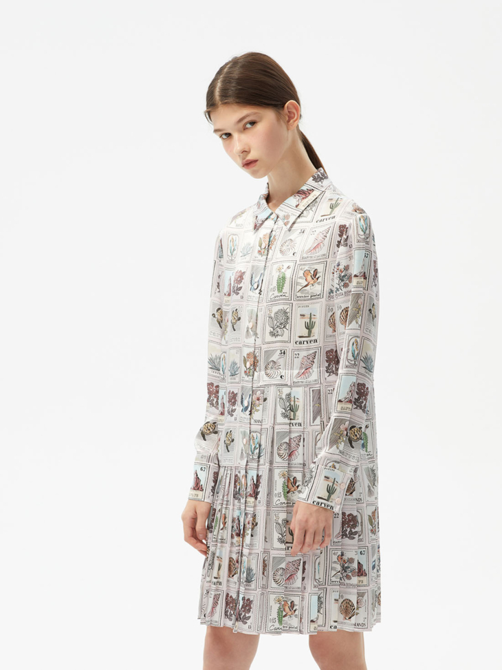 ODYSSEE DRESS