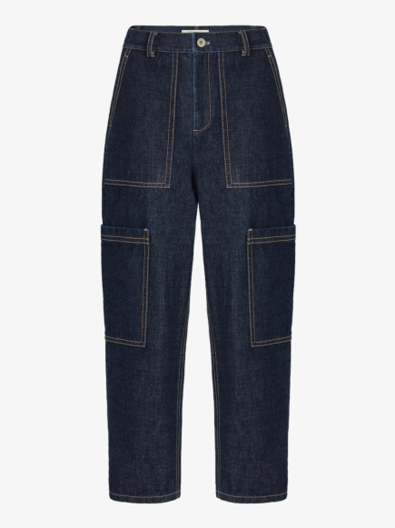 CARGO STYLE JEANS
