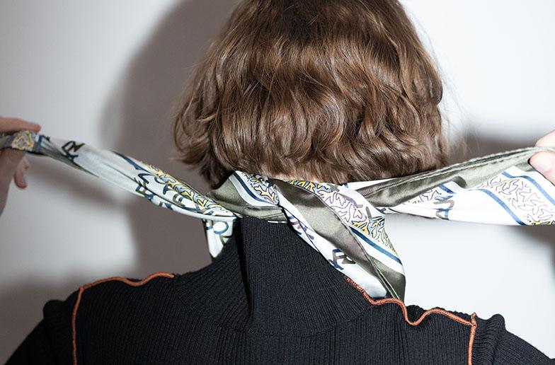 foulard-java
