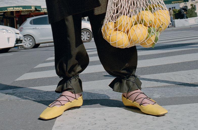 ballerines-jaunes